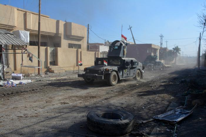 Iraqi Forces Liberates Several Towns in Mosul