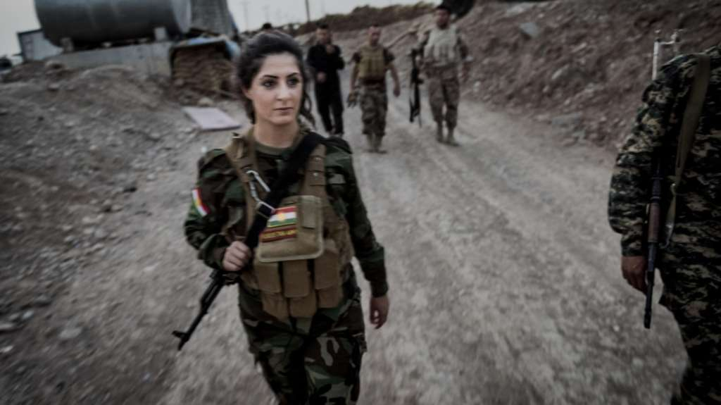 Danish Woman Who Fought ISIS Faces Trial in Denmark