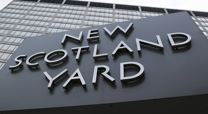 Scotland Yard Deploys Anti-terror Patrols in London