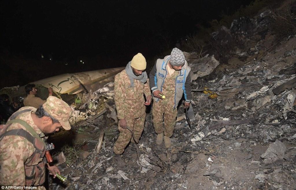 'No survivors' after Plane Crash in Pakistan