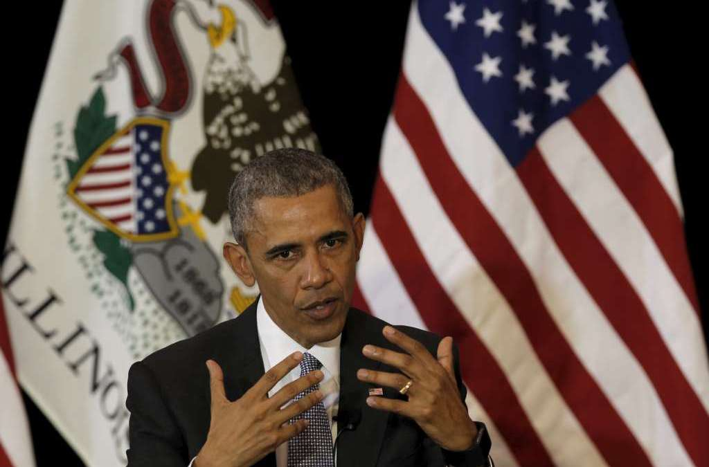 Obama Displays Achievements in Protecting National Security