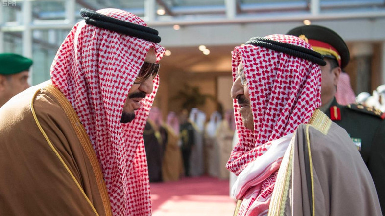 King Salman in Riyadh after Concluding Gulf Tour