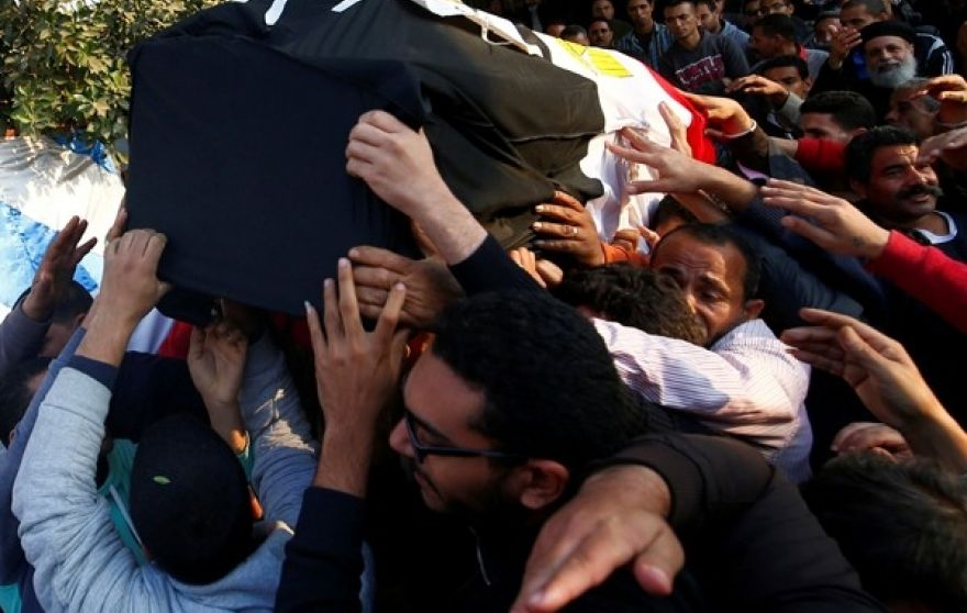 Egyptian Police Step Up Security Measures