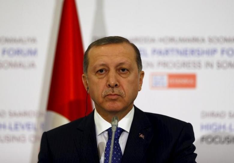Erdogan to Discuss with Trump Imposing a No-Fly Zone over North Syria