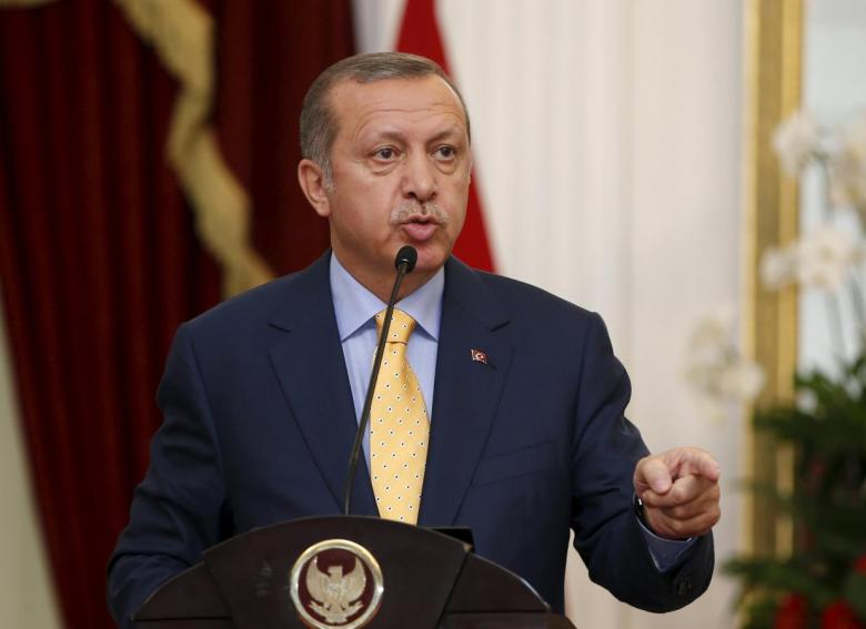 Turkey's AK Party Puts Forth Plans Aimed at Expanding Erdogan's Powers