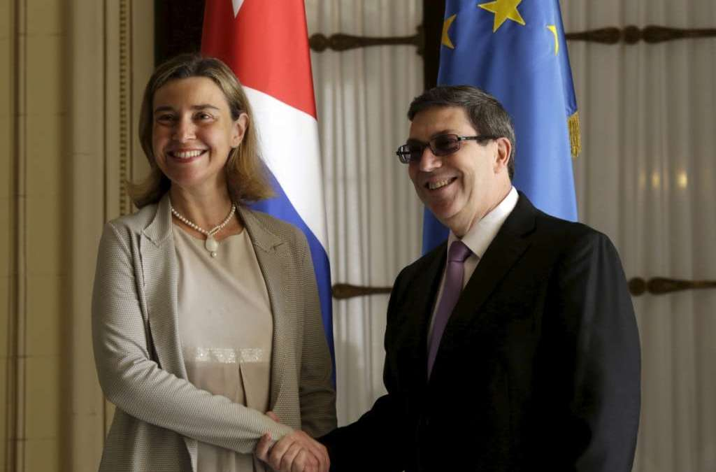 EU Normalizes Relations with Cuba