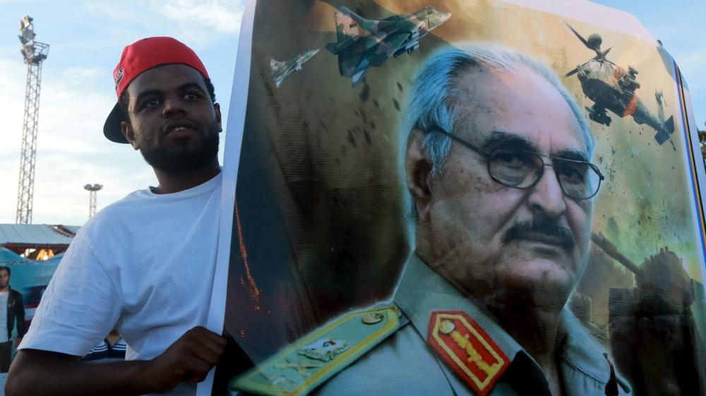 Libya under Militias' Control