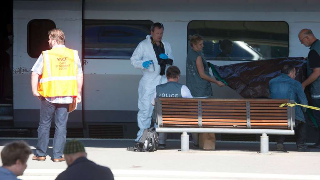 Suspect Says ISIS Ordered 2015 High-Speed Train Attack in France