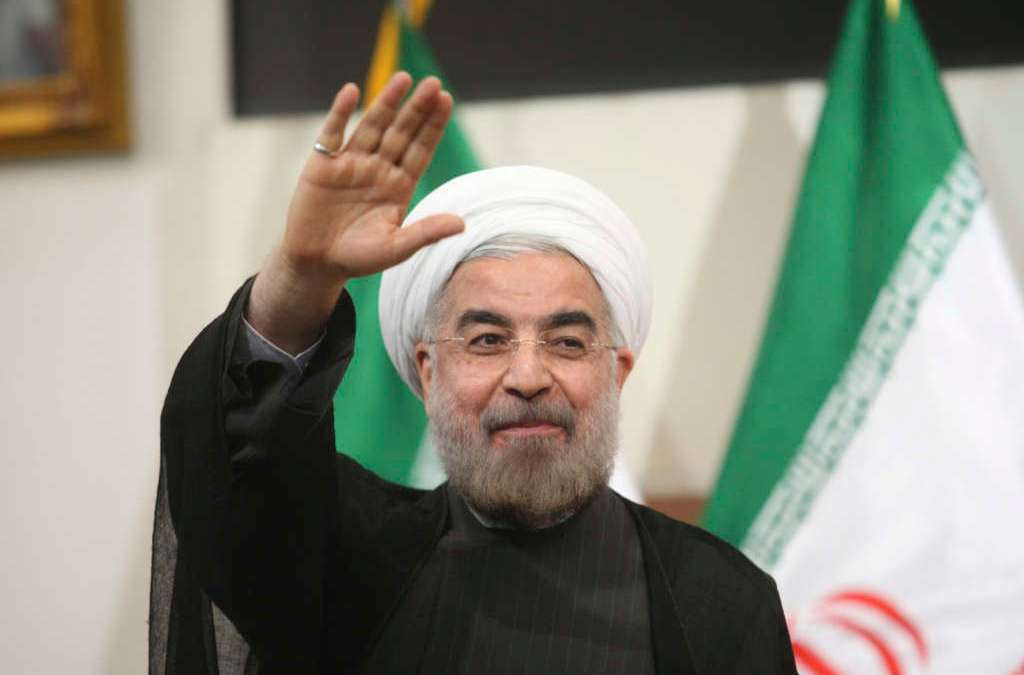 Rouhani Promises to Respond Firmly Should Obama Approves Sanctions Renewal
