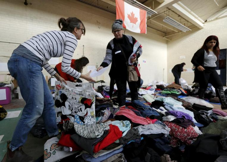 In Canada, Syrian Refugees Cope with Day-to-Day Life