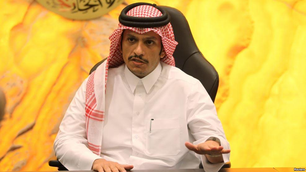 Qatar's Foreign Minister: Saudi Arabia Represents Arab, Gulf Strategic Depth