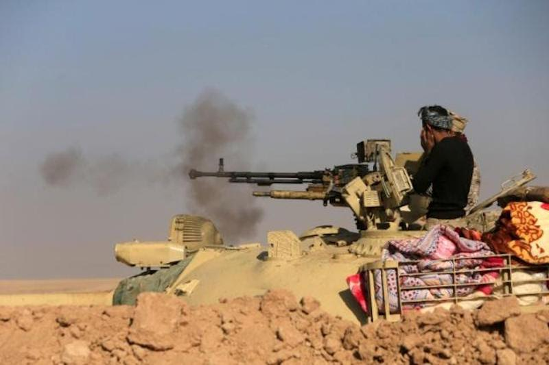 Iraq: 7000 Civilians Escaped from Mosul in 48 Hours