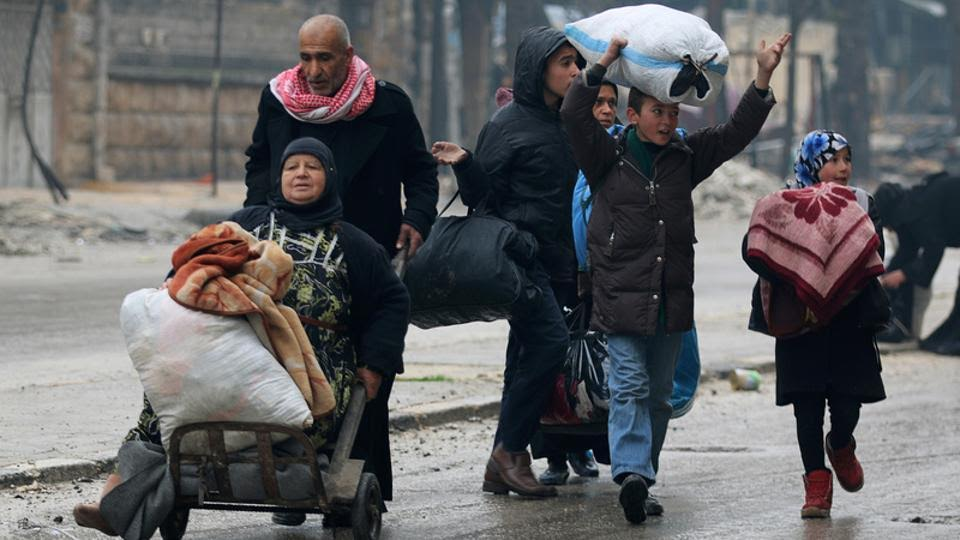 Eastern Aleppo…the Agreement of Post Crimes