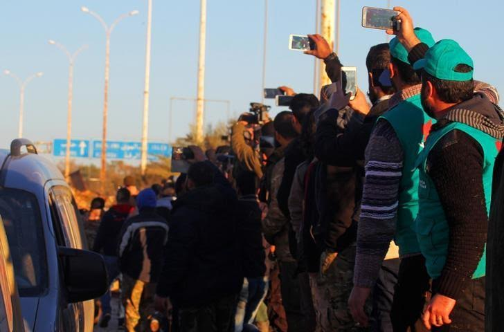 "Aleppo…The ""Big Departure"" Day"