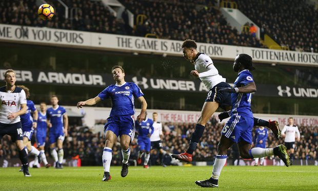Tottenham Deliver Statement of Intent against Chelsea but Revenge Tastes Sweet