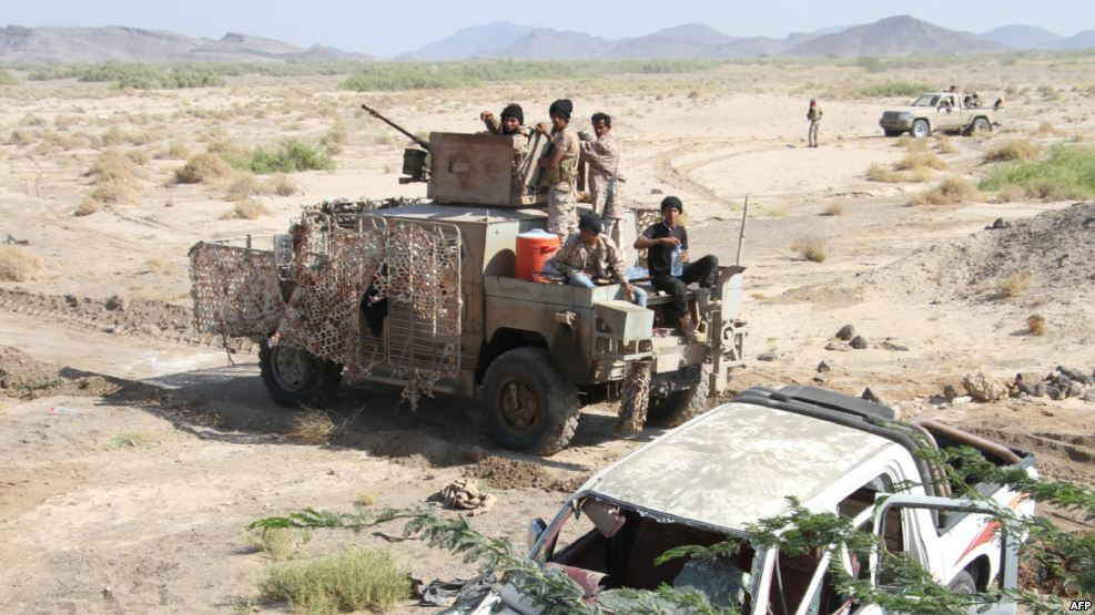 Yemen Army Fortifying Western Coastal Advances, Cutting Insurgency Supply Routes