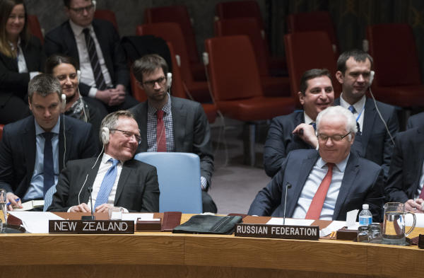 Churkin: UN is Invited to Astana Negotiations