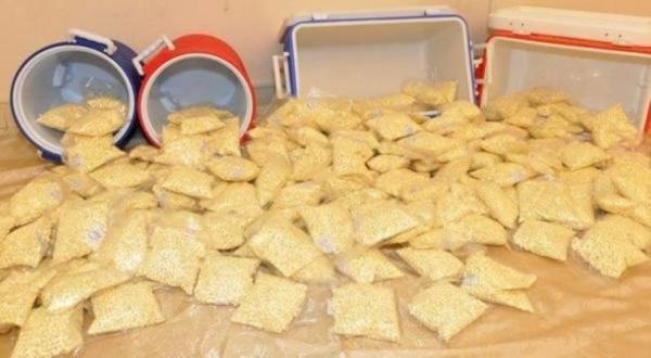 Egyptian-Saudi Cooperation Thwarts Attempt to Smuggle 7.3 Million Narcotic Pills