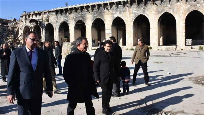 French Delegation's Visit to Syria Draws Criticism