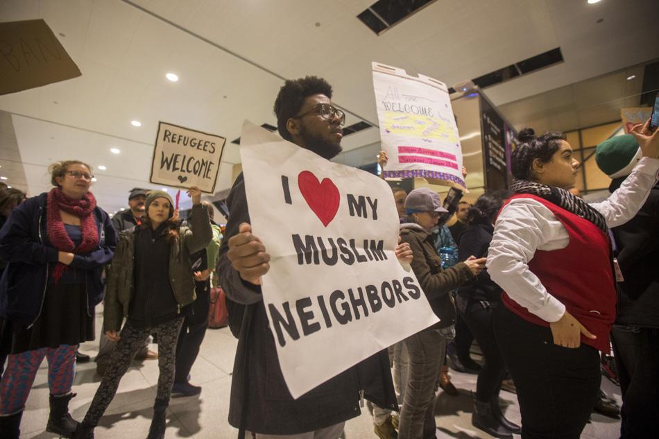 Muslim Ban.. Populism and Hypocrisy!