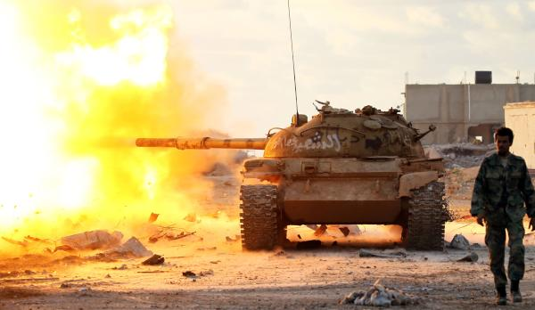 Libyan Army Announces New Victories in West Benghazi