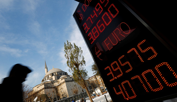Fitch Likely to Downgrade Turkey's Credit Rating