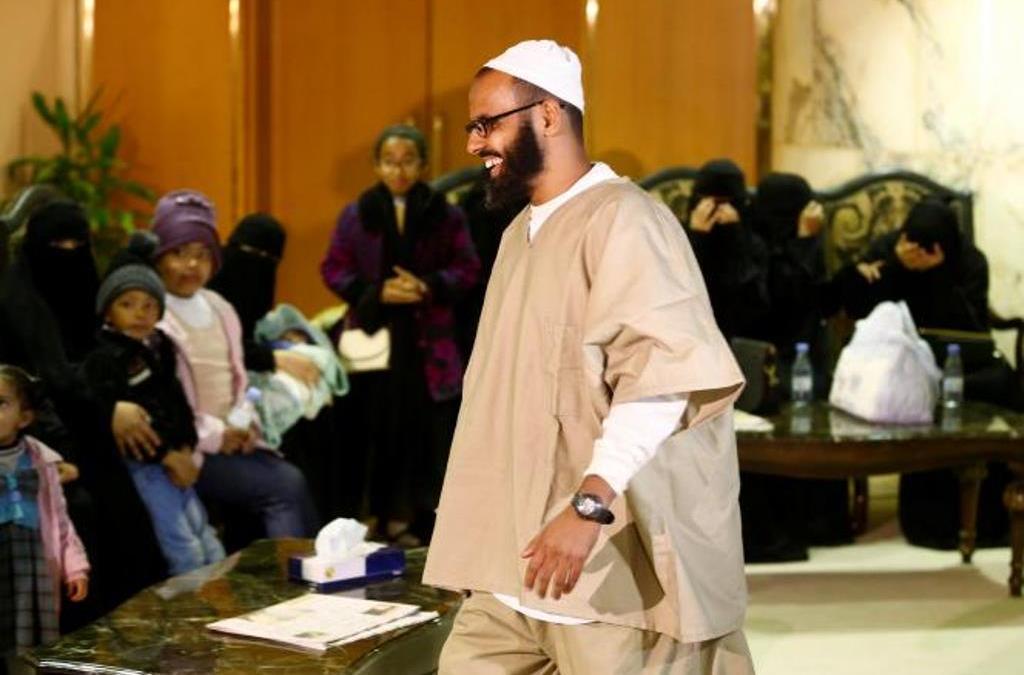 Saudi Interior Ministry Receives 4 Yemeni Detainees from Guantanamo