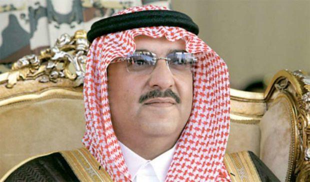 Saudi Crown Prince Calls Injured Corporal Awagy during Raiding Terrorist