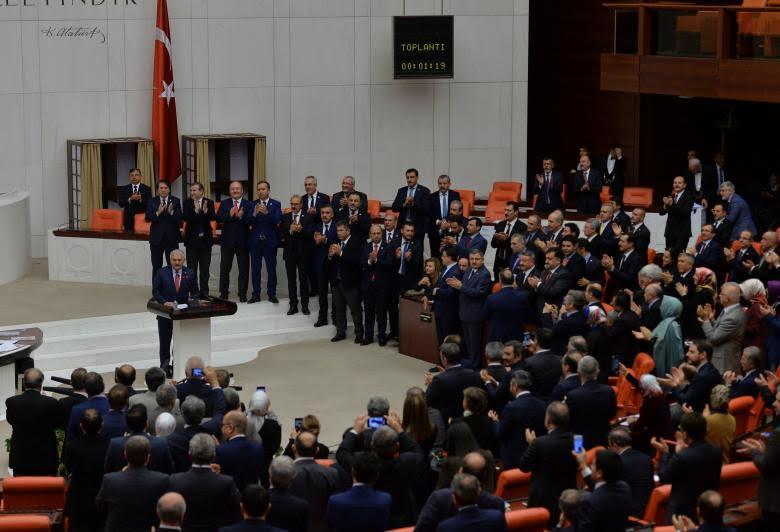 Erdogan's Presidential Proposal Awaits Referendum