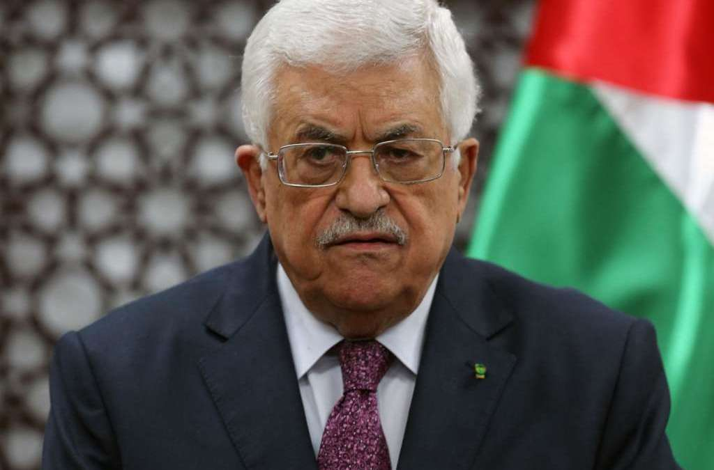 Abbas: Moving U.S. Embassy Possible after Demarcation of Borders
