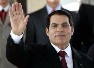 Former Tunisian President Zine El Abidine Ben Ali/Reuters