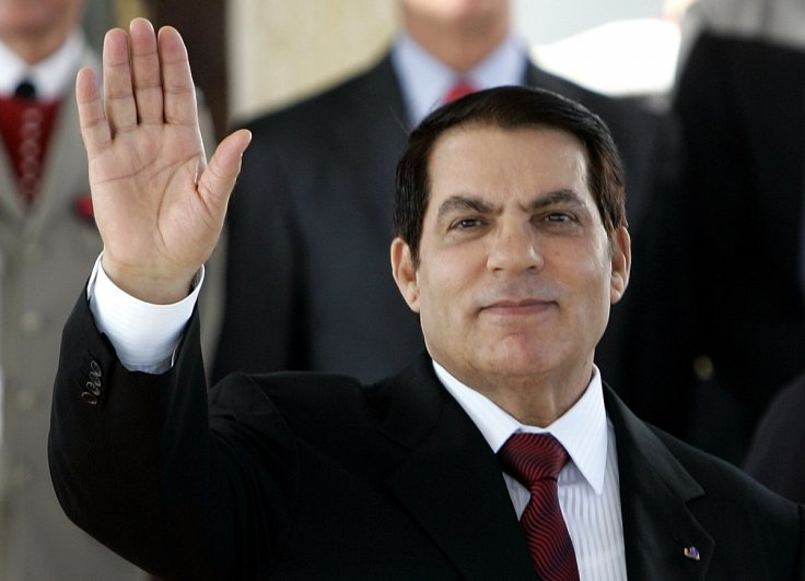 EU Extends Sanctions on Former Tunisian President, His Wife, Inner Circle