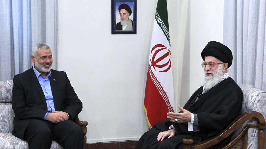 Iranian-Palestinian Ties Lose Grounds