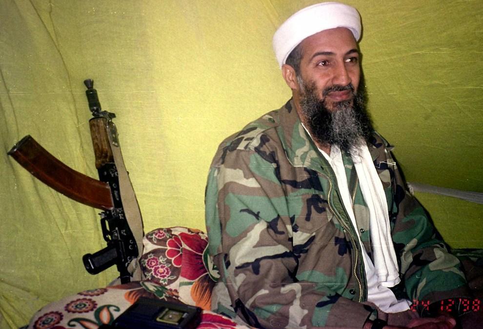 CIA: Bin Laden Opposes Ousting Ali Abdullah Saleh