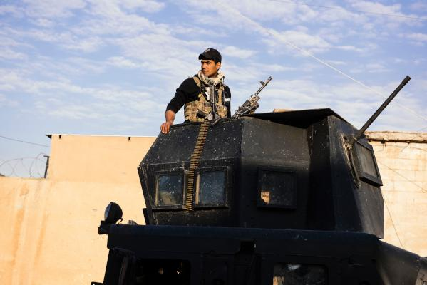 Iraqi Forces Retake 80% of East Mosul, Top Commander Says City Could be Liberated in 3 Months