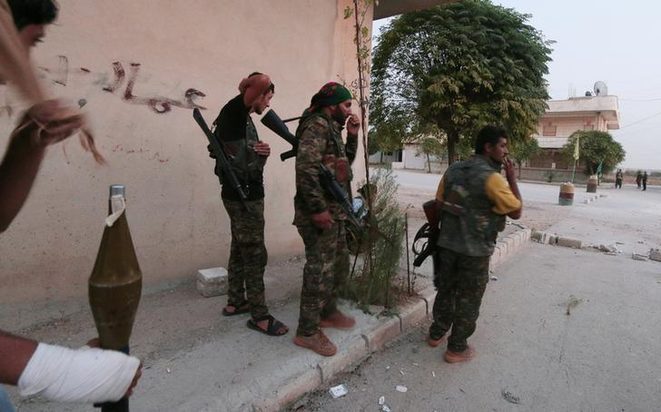 Syria's Kurdish YPG Noncompliant with Outcome of Astana Peace Talks