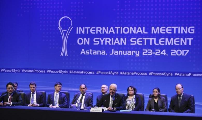 Senior Rebel Negotiator: Astana Talks Neither a Success nor a Failure… Kurds are Part of Syria