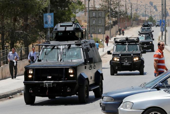Horrid Events Hit Jordan in 2016