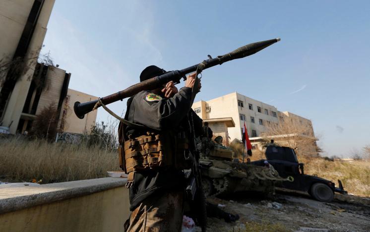 Air Raid Targeting ISIS Militant Kills Up to 30 in Iraq's Mosul