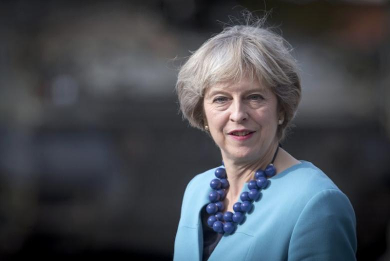 UK PM May Calls on Trump for Deeper Special Relationship