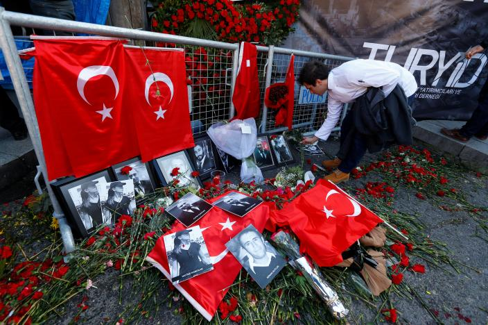 ISIS' Divisional Strategy behind Istanbul's Attack