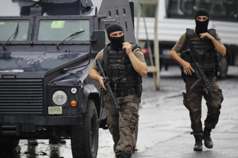 Rocket Fired near Istanbul Police Headquarters