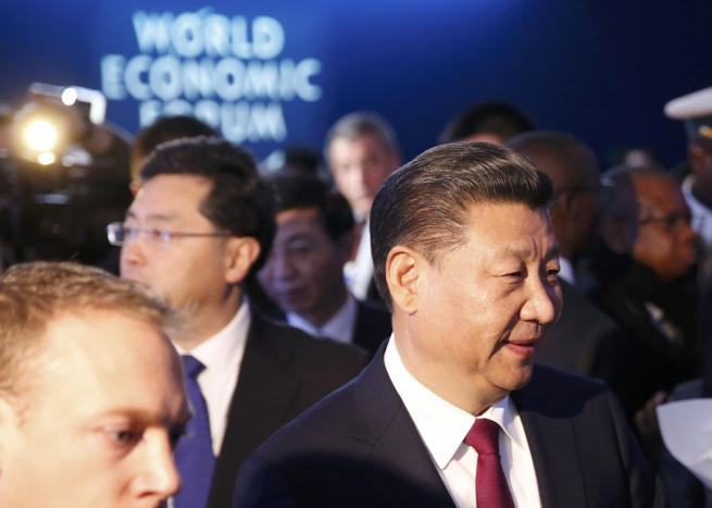 China's Xi Defends Trade as Beijing Seeks Bolder Global Role