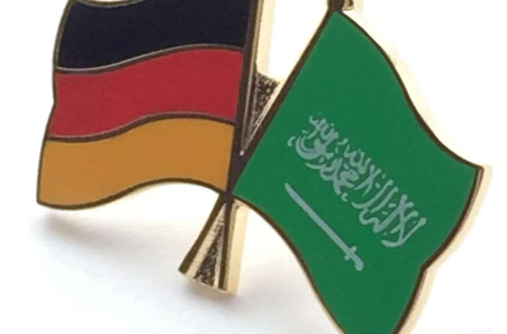 Germany Confirms Riyadh's Important Role in Solving Syrian, Yemeni Crises