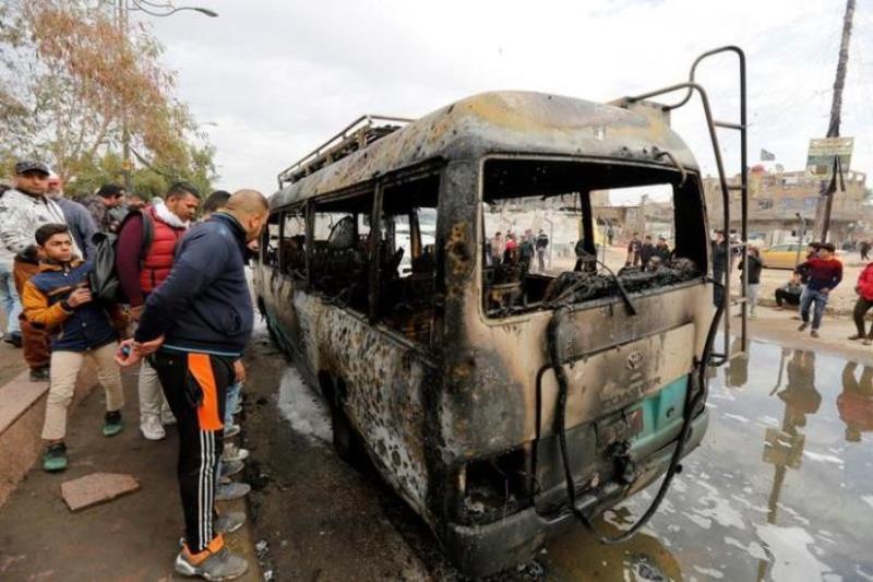 Iraq's Bloody Day, ISIS Kills Dozens