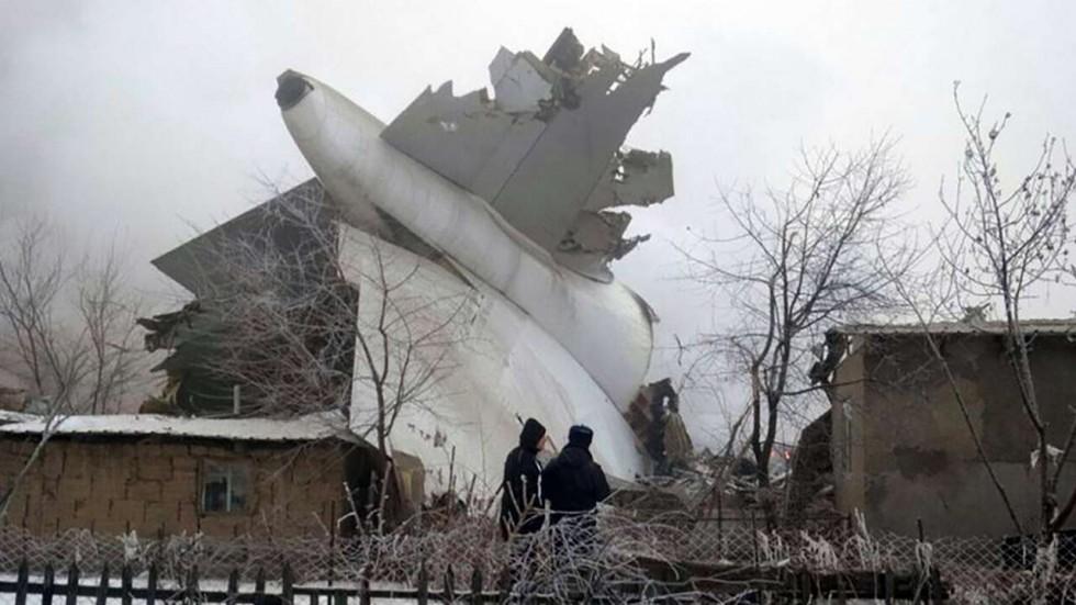Kyrgyzstan Says 37 Dead in Turkish Cargo Plane Crash