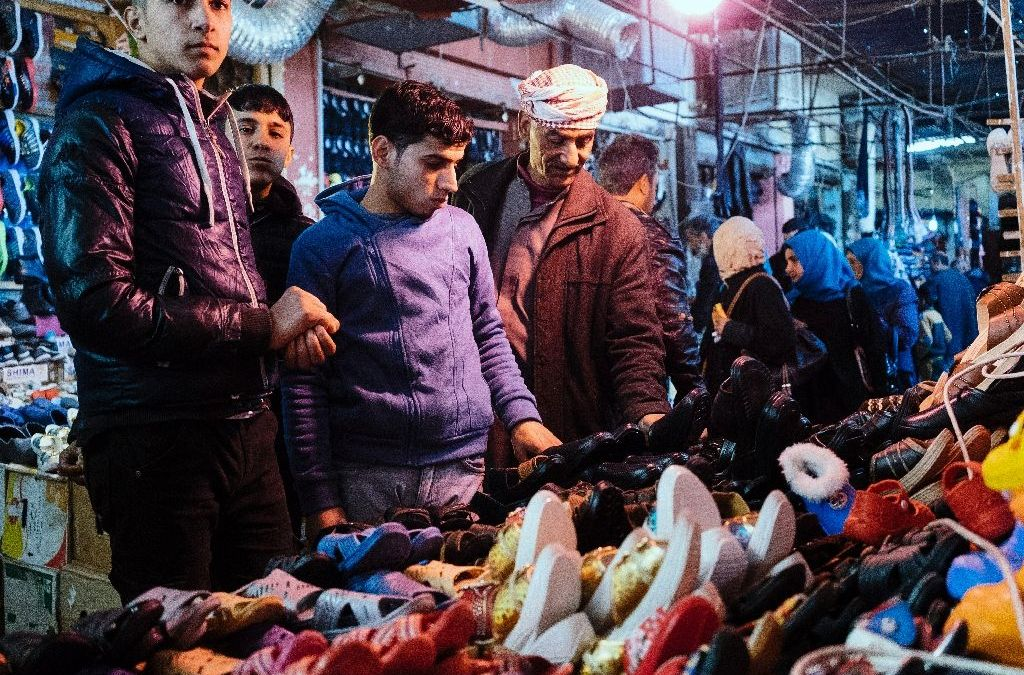 Life and Business Return to Parts of Mosul after Liberation from ISIS