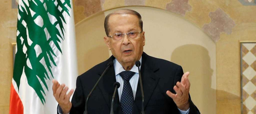 Michel Aoun: Aleppo's Battle Changed the Balance of Power in Syria