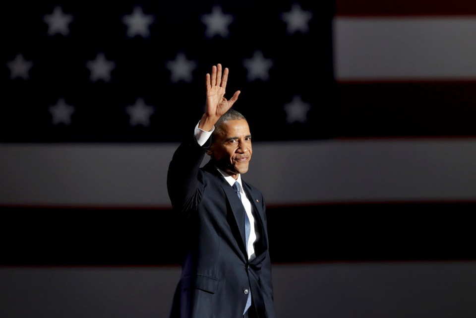 Obama's Political Journey: Launched, Concluded in Chicago