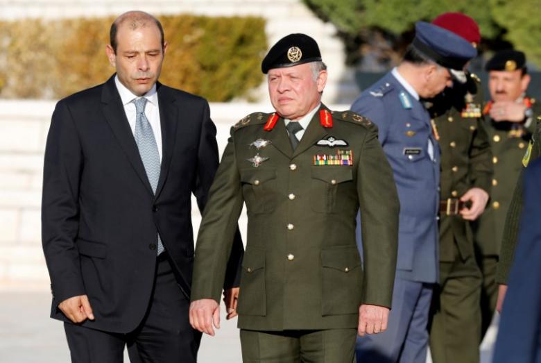 Cabinet Amendments in Jordan